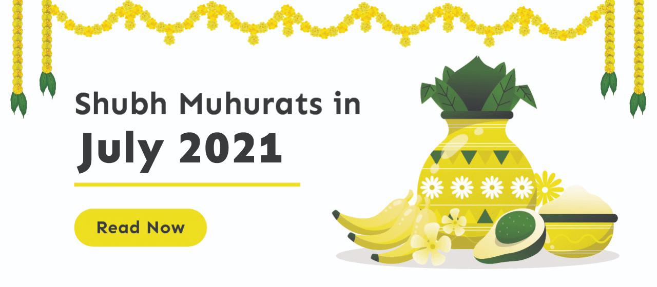 Shubh Muhurats