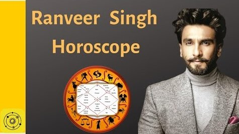Ranveer Singh Celebrity Horoscope Astrology Predic