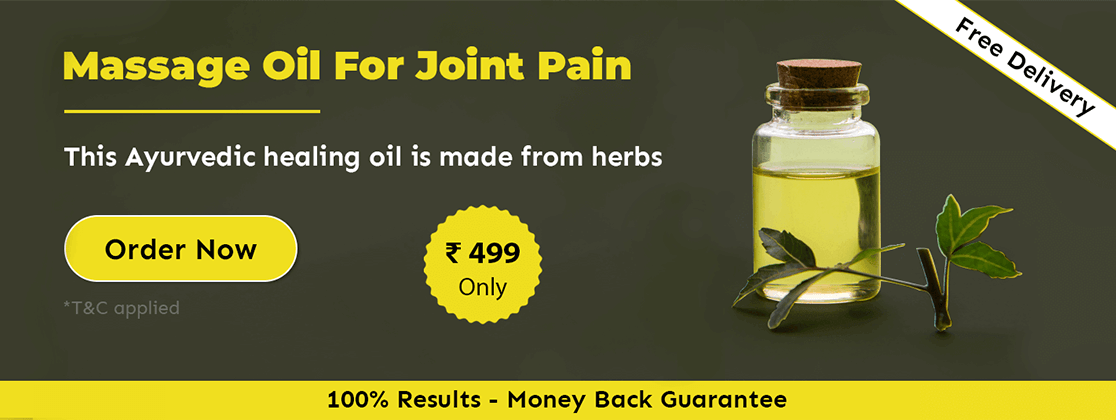 Massage Oil For Joint Pain